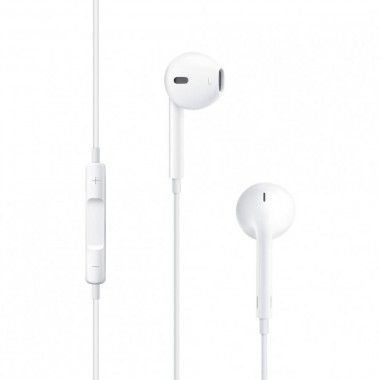 Apple EarPods with 3.5mm Headphone Plug - White