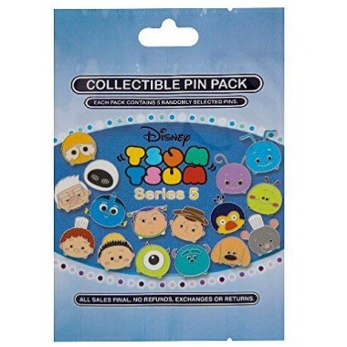 Disney Pin - Mystery Pin Pack - Series 5
