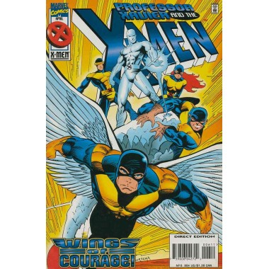 Professor Xavier and the X-Men #6 VF/NM ; Marvel comic book