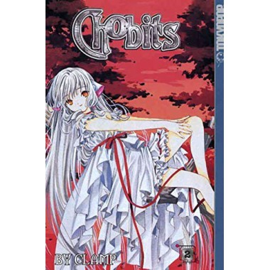 Chobits #2 (13th) VG ; Tokyopop comic book