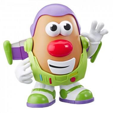 Potato Head Mr Disney/Pixar Toy Story 4 Spud Lightyear Figure Toy for Kids Ages 2 & Up